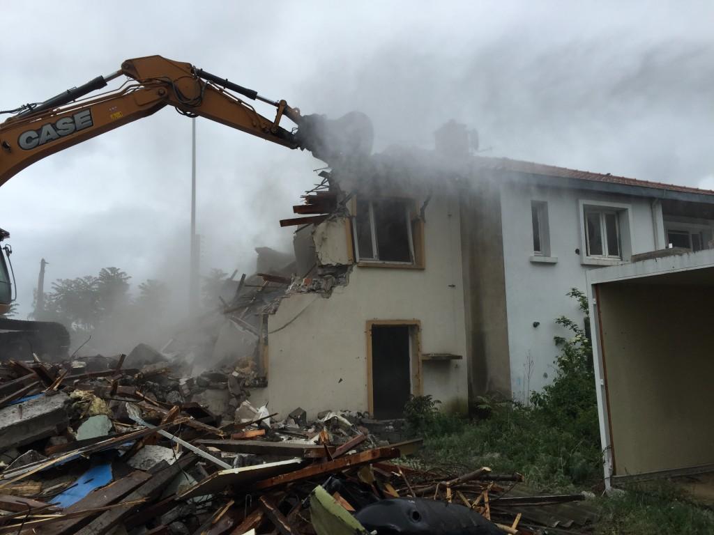 Entreprise de démolition Semonsat